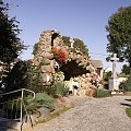 Moja wieś #wieś #grota #foto