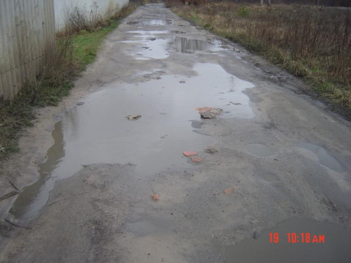 Droga na Małkinię