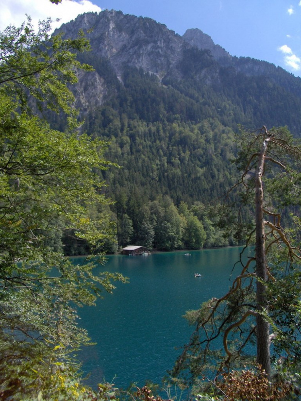 Alpensee #Jeziora