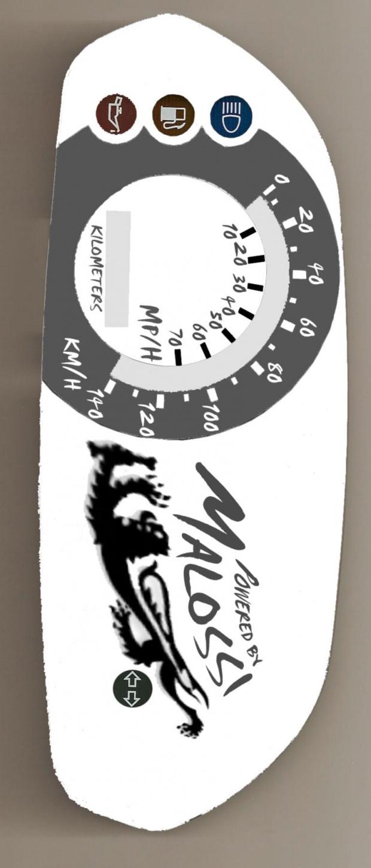 #tarcze #zegary #Derbi #atlantis #skuter #tuning