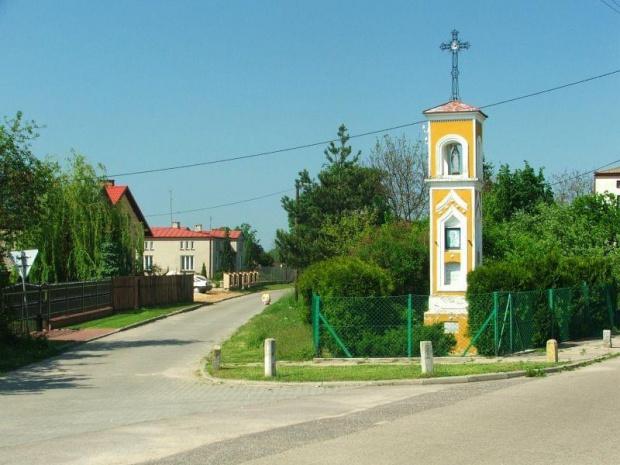 W Kurowie #Kurów #kapliczka