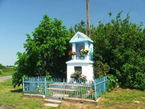 Kapliczka w Drzewcach #Drzewce