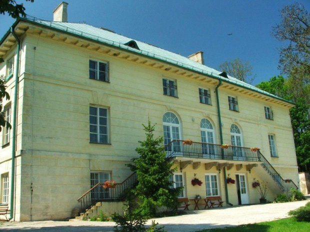 Pałac w Bronicach #Bronice #zabytek #zabytki