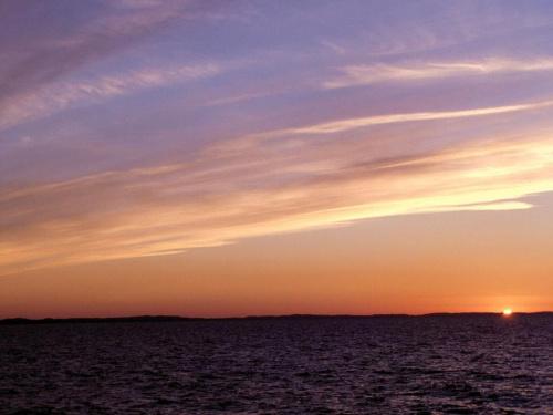 #niebo #ZachódSłońca