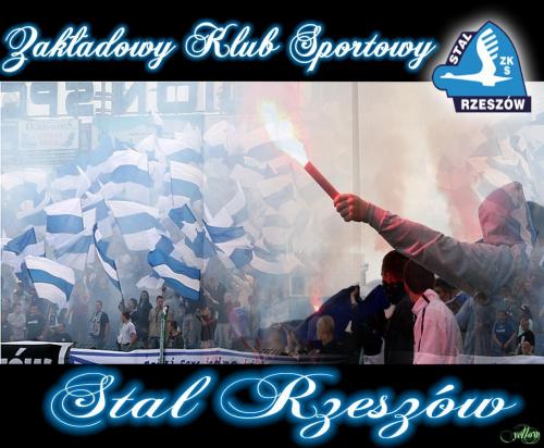 #stal #kibice #StalRzeszów
